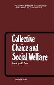 Collective Choice and Social Welfare (e-bok) av
