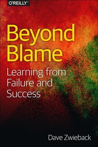 Beyond Blame (e-bok) av Dave Zwieback