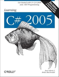 Learning C# 2005 (e-bok) av Jesse Liberty, Bria