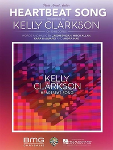 Heartbeat Song Sheet Music (e-bok) av Kelly Cla