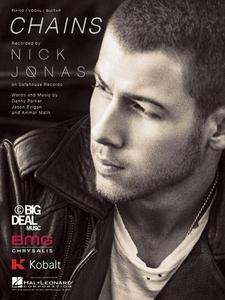 Chains Sheet Music (e-bok) av Nick Jonas