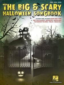 The Big & Scary Halloween Songbook (e-bok) av H