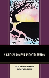 A Critical Companion to Tim Burton (e-bok) av