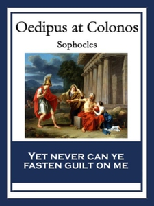 Oedipus at Colonos (e-bok) av Sophocles