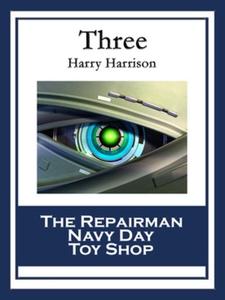 Three (e-bok) av Harry Harrison