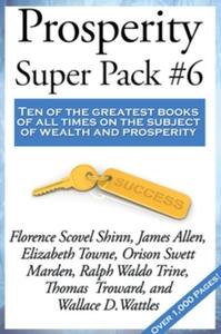 Prosperity Super Pack #6 (e-bok) av Ralph Waldo