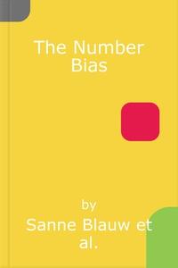 The Number Bias (lydbok) av Sanne Blauw