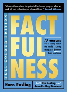 Factfulness Illustrated (ebok) av Hans Roslin