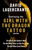 Continuing THE GIRL WITH THE DRAGON TATTOO/MILLENNIUM series
