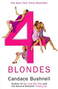 Four Blondes (e-bog) af Candace Bushnell