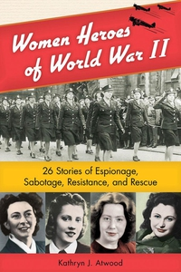 Women Heroes of World War II (e-bok) av Kathryn