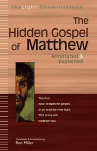 The Hidden Gospel of Matthew (e-bok) av