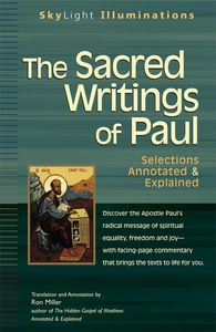 The Sacred Writings of Paul (e-bok) av
