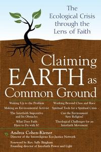 Claiming Earth as Common Ground (e-bok) av Andr