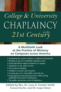 College & University Chaplaincy in the 21st Cen