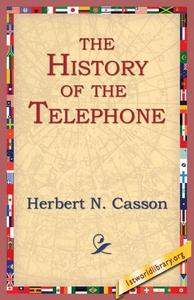 The History of The Telephone (e-bok) av Herbert