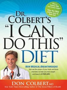 """Dr. Colbert's """"I Can Do This"""" Diet (e-bok) av D"""