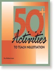 50 Activities To Teach Negotiation (e-bok) av A
