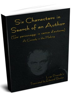 Six Characters in Search of an Author (Sei pers