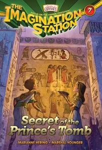 Secret of the Prince's Tomb (e-bok) av Marianne