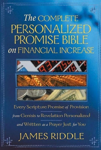Complete Personalized Promise Bible on Financia