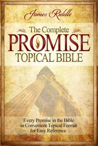 Complete Promise Topical Bible (e-bok) av James