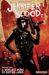 Garth Ennis' Jennifer Blood Vol. 1 (e-bok) av A