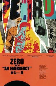 Zero, Vol. 1 (e-bok) av Ales Kot, Michael Walsh