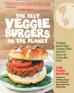 The Best Veggie Burgers on the Planet (e-bok) a