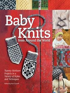 Baby Knits from Around the World (e-bok) av