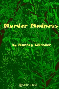 Murder Madness (e-bok) av Murray Leinster