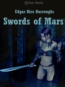 Swords of Mars (e-bok) av Edgar Rice Burroughs