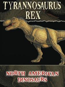 Tyrannosaurus (e-bok) av Anastasia Suen
