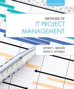 Methods of IT Project Management (e-bok) av Jef