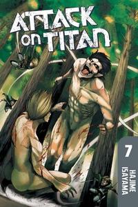 Attack on Titan 7 (e-bok) av HAJIME ISAYAMA