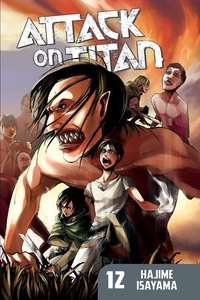 Attack on Titan 12 (e-bok) av HAJIME ISAYAMA