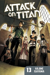 Attack on Titan 13 (e-bok) av HAJIME ISAYAMA