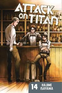 Attack on Titan 14 (e-bok) av HAJIME ISAYAMA