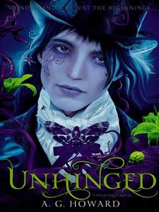 Unhinged (Splintered Series #2) (e-bok) av A. G