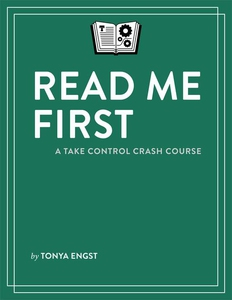 Read Me First (e-bok) av Tonya Engst