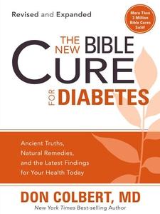 The New Bible Cure For Diabetes (e-bok) av Dona
