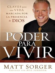 Poder Para Vivir (e-bok) av Matt Sorger