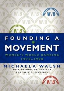 Founding a Movement (e-bok) av Michaela Walsh