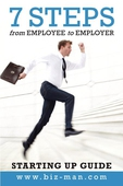 7 Steps from Employee to Employer