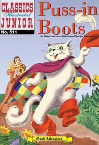 Puss-In-Boots (e-bok) av Charles Perrault