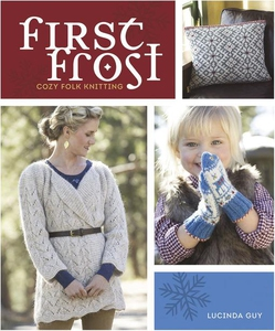 First Frost (e-bok) av Lucinda Guy