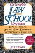 The Complete Law School Companion