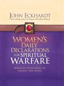 Women's Daily Declarations for Spiritual Warfar