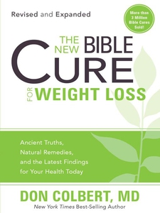 The New Bible Cure for Weight Loss (e-bok) av D