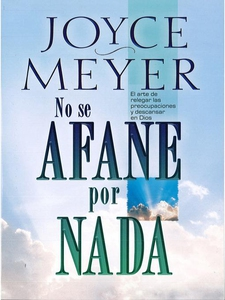 No se afane por nada (e-bok) av Joyce Meyer